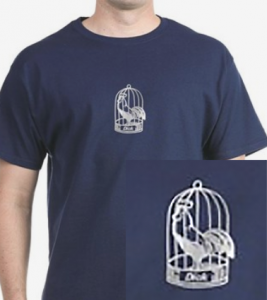 male chastity t-shirt