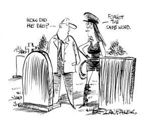 safeword cartoon
