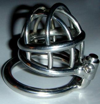 Jailbird chastity device