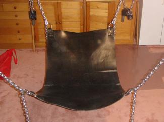 bondage sling