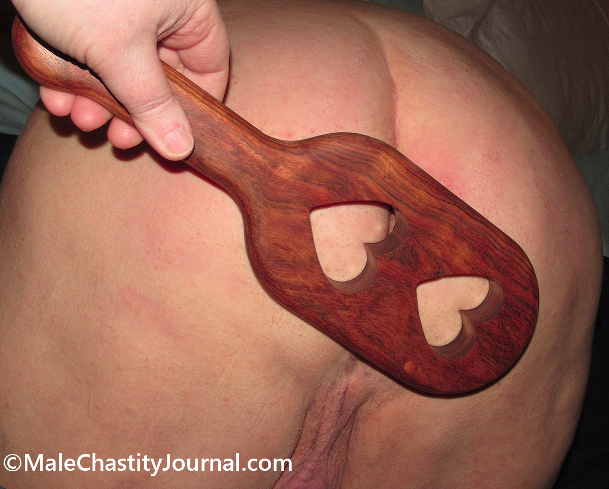 Heart Paddle